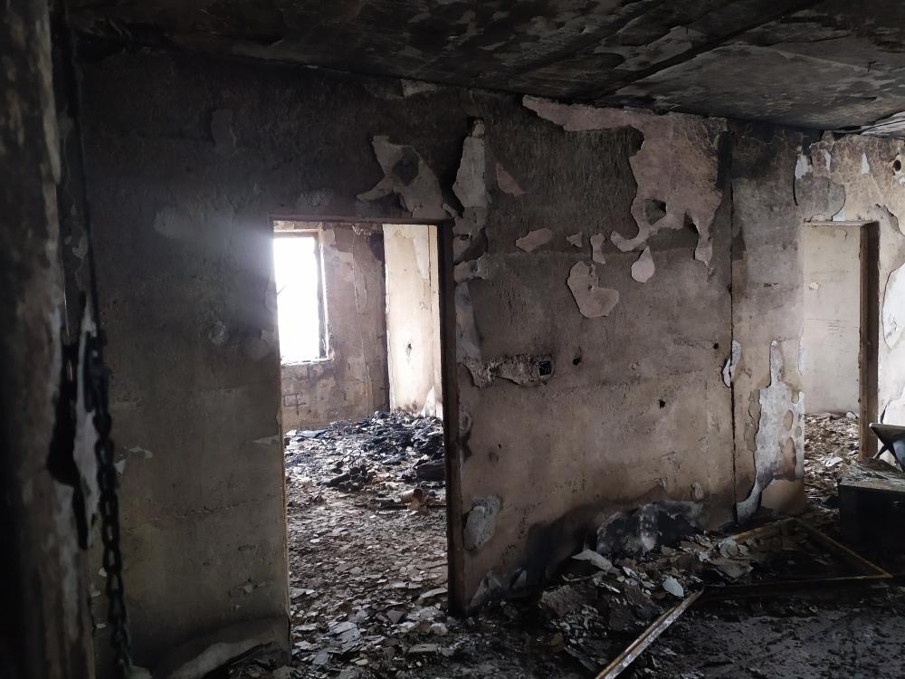 FOTO: Aktuálne zábery priamo z bytovky zasiahnutej výbuchom plynu, foto 7