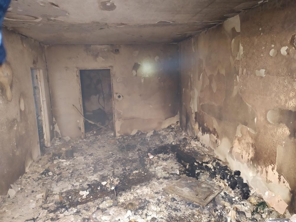 FOTO: Aktuálne zábery priamo z bytovky zasiahnutej výbuchom plynu, foto 8