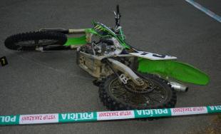 Smrteľné nehody na motorkách
