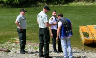 Preventívno - bezpečnostná akcia zameraná na pltníkov