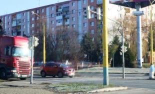 Rekonštrukcie križovatiek v Prešove