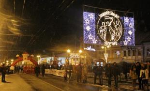 Mikulášsky beh v Prešove