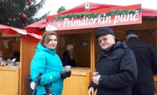 Primátorkin charitatívny punč pomáhal