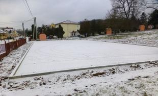 Odstavná plocha medzi ulicami Lesná a Lipová v Humennom