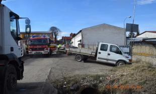 Smrteľná nehoda na Slavkovskej ulici v Kežmarku