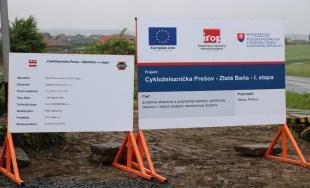 V Prešove pribudne šesť a pol kilometra novej cyklistickej komunikácie