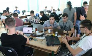 FOTOGALÉRIA: 1. Šarišský hackathon v Prešove