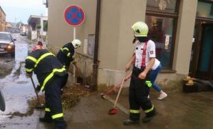 Prešovskí hasiči sú najaktívnejší v okrese