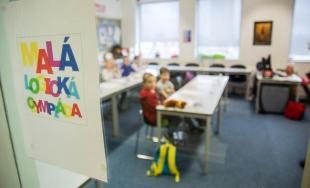 Malá logická olympiáda pre predškolákov v Prešove