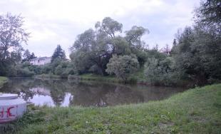 Ukrajinci pytliačili na rybníku