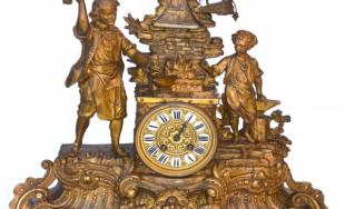 Historické hodiny z 18. storočia