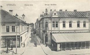 Historické fotografie mesta - 1.časť