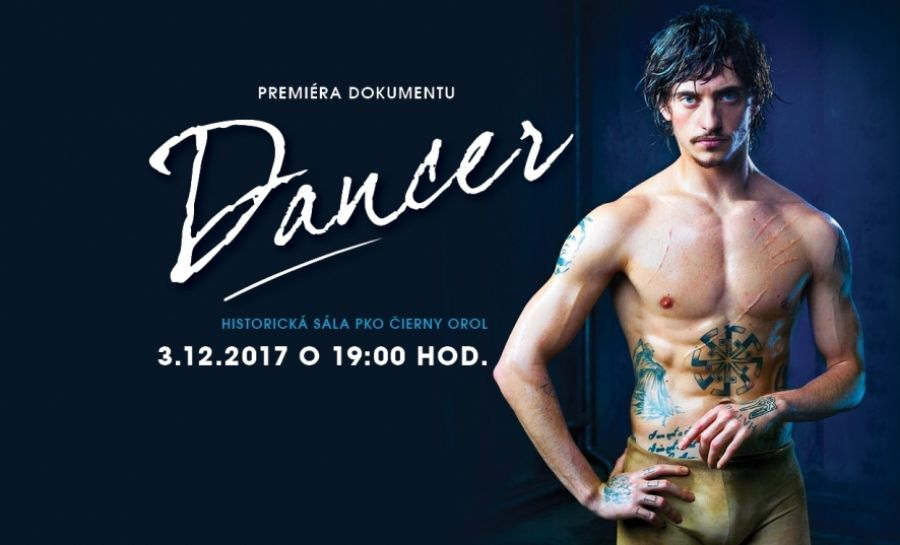 Foto: Legendárny dokument DANCER prichádza do Prešova