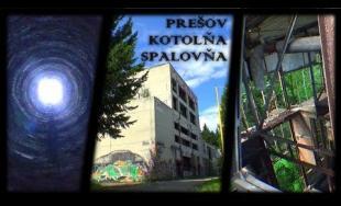 Cestovateľ Ivan Donoval natočil URBEX dokument o schátranom areáli nemocničnej kotolne v Prešove
